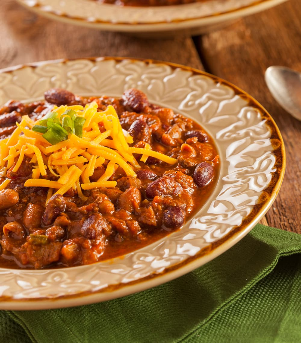 "David's ""To Die For"" Chili"