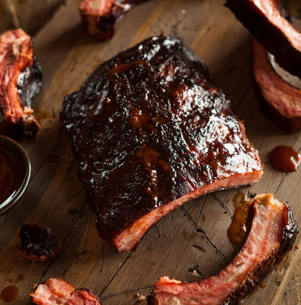 Pork Ribs (Baby Back, Spare, or Country)