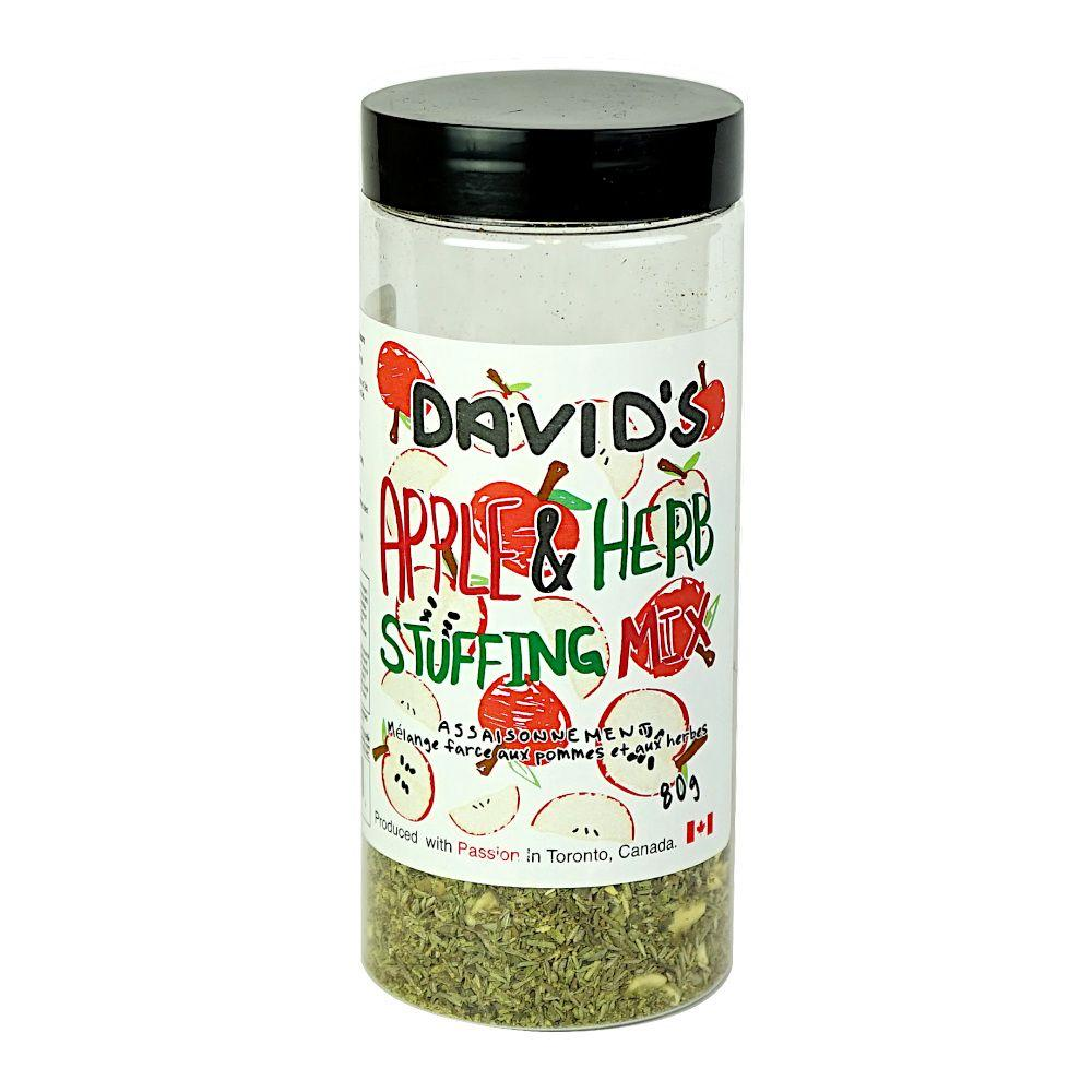Apple and Herb Stuffing Mix 80 g Davids