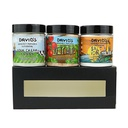 Classic Popcorn Seasoning Assorted 3pc 1 ct Davids