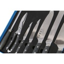 Damascus VG10 Knife Set 7 Piece 1 pc Artigee