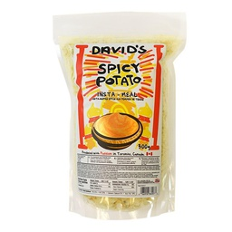 [187317] Spicy Potato Insta-Meal 300 g Davids