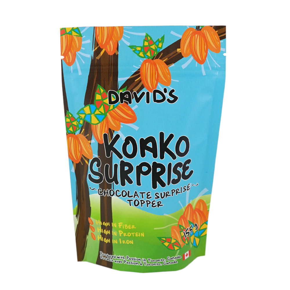 [187051] Koako Surprise Cereal Toppers 155 g Davids