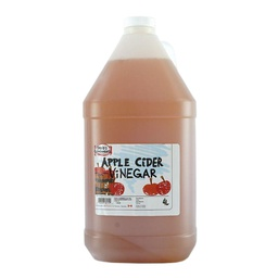 [187086] Apple Cider Vinegar Unfiltered 4 L Davids