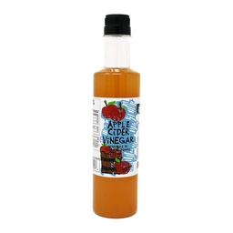 [187087] Apple Cider Vinegar Unfiltered 500 ml Davids
